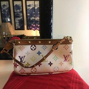 Louis Vuitton Multicolor Monogram Shoulder bag